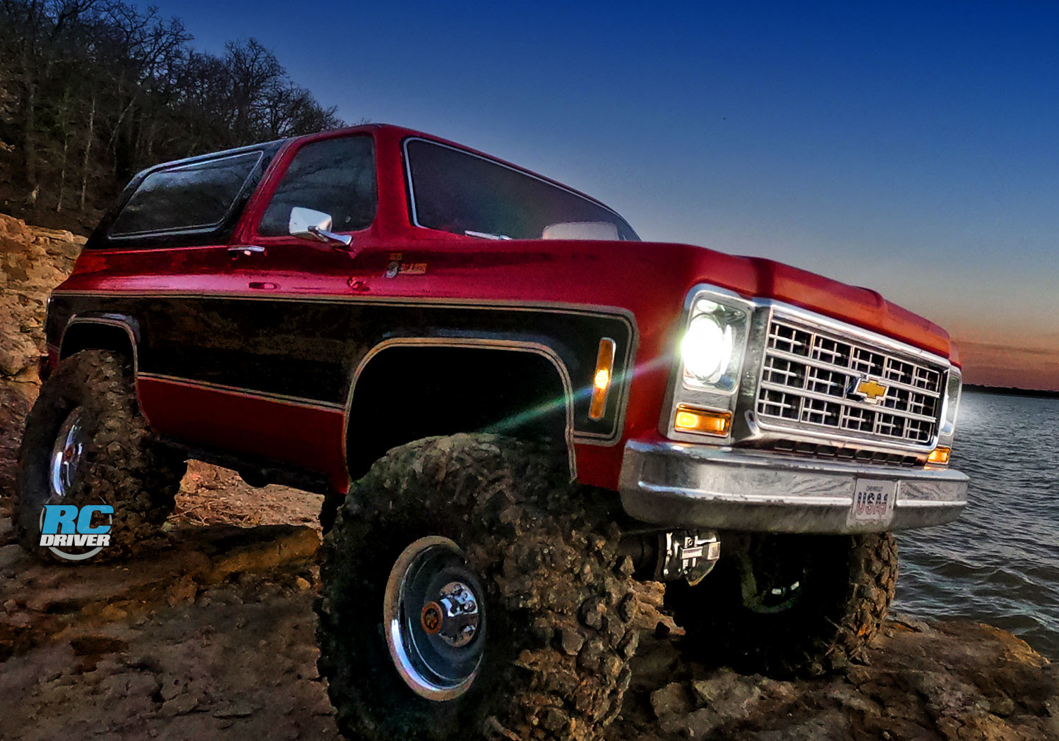 Traxxas LED Light Kit for the TRX-4 Blazer