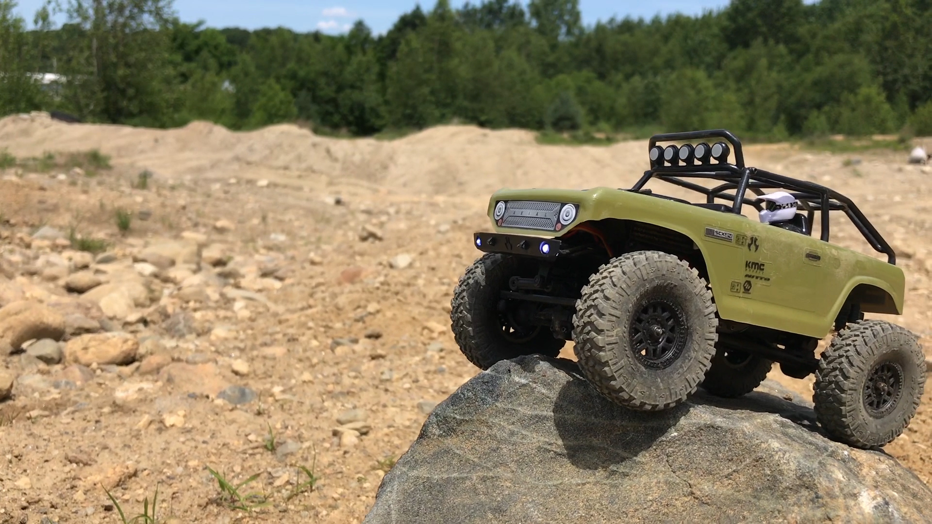 Off-Road Adventure Time With The Axial SCX24 Deadbolt