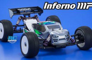 Kyosho Inferno MP10T truggy