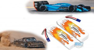 MaxAmps LiPos for Arrma Infraction and Limitless