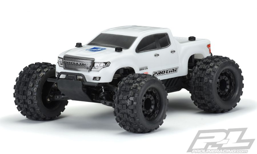 Pro-Line 1/10-scale monster truck bodies