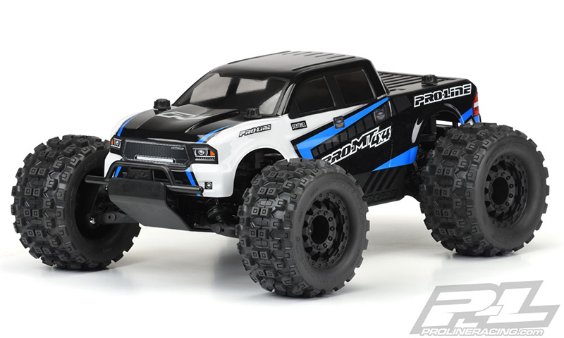 Pro Line Monster Truck Bodies For 1 10 Scale Rigs Rc Driver