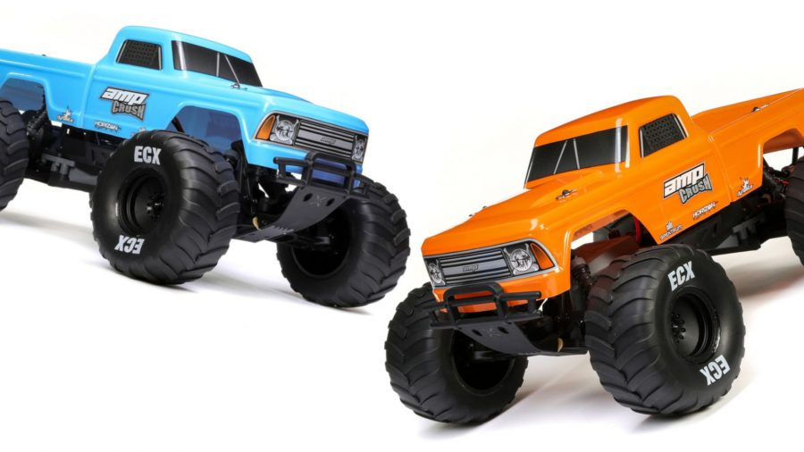 ECX Amp Crush Monster Truck