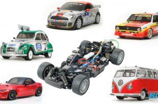 Tamiya M-chassis cars