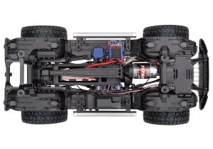 Traxxas Mercedes-Benz G 500 4x4²