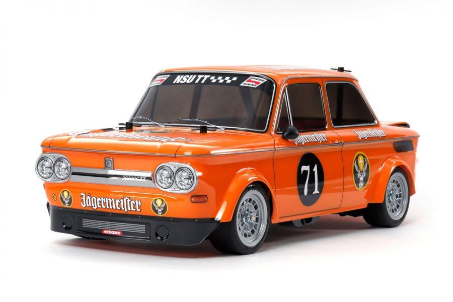 Tamiya M-chassis car kits