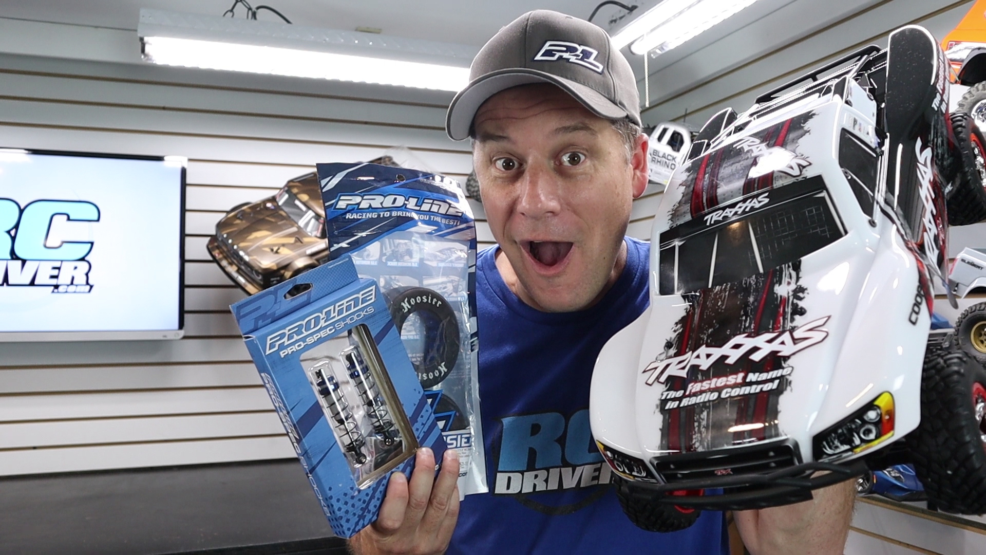 Pro-Line Racing Equipped Traxxas Drag Slash Giveaway Build