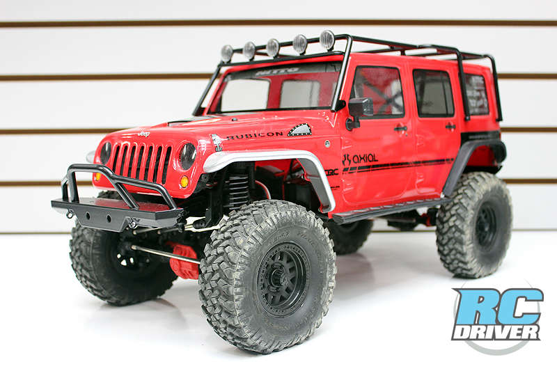 """Hot Deals"" from RC4WD"