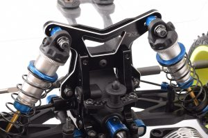 RDRP Aluminum Shock Towers for Associated B74 buggy