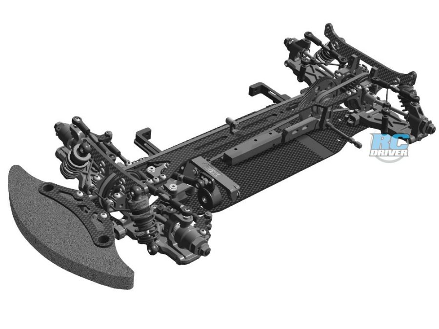 Tamiya TRF420 chassis kit