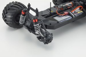 Kyosho Mad Van Fazer Mk2 Readyset