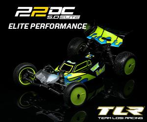 TLR 22 5.0 Elite