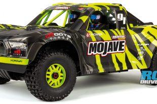 Arrma Mojave Desert Racer