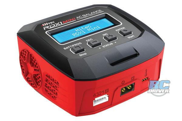 Hitec RDX1 Mini charger