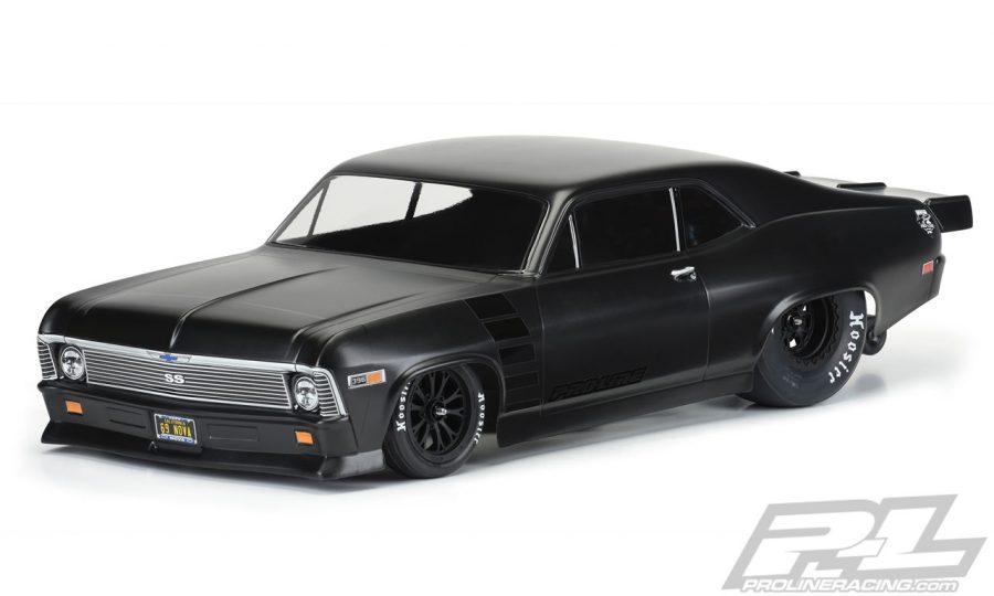 Pro-Line 1969 Chevrolet Nova Body