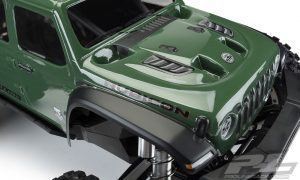 Pro-Line Jeep Gladiator Rubicon Body