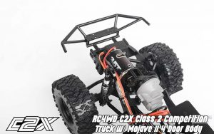 RC4WD CX2 Class 2 Competition Truck with Mojave II 4 door body