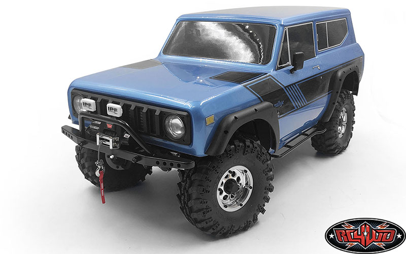 RC4WD Redcat Gen8 Scout II upgrade parts