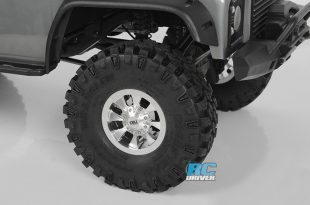 "RC4WD Cali Off-Road Distorted 1.9"" Beadlock Wheels"