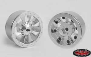 "RC4WD Cali Off-Road Distorted 1.9"" Beadlock Wheels"