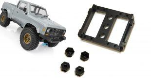 ST Racing Concepts CNC Machined Aluminum parts for Element Enduro