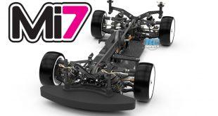 Schumacher Mi7 1/10 Competition Touring Car