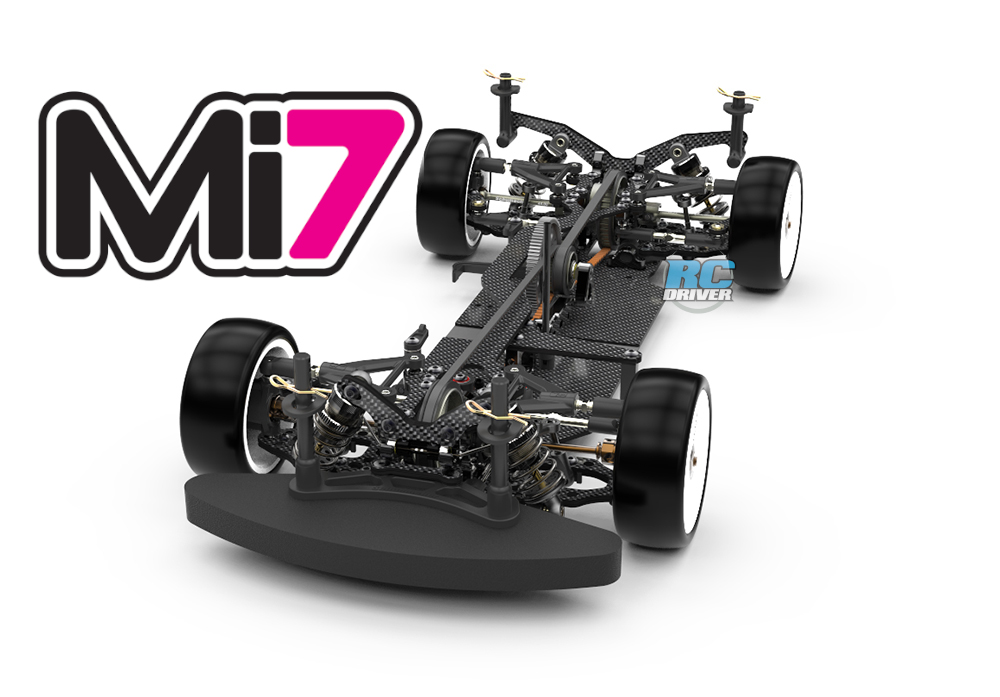 Schumacher Mi7 1/10-scale Competition Touring Car