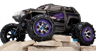 New Traxxas Summit Hilltop Adventure Video