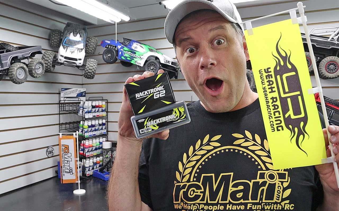 Yeah Racing Hackimoto G2 ESC Overview And Giveaway Sponsored By rcMart