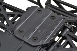 RPM Front & Rear Skid Plates for Losi Tenacity