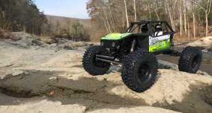 Axial Capra Unlimited Trail Buggy Kit Review