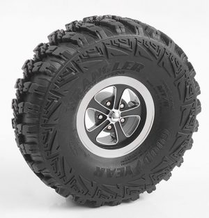 "RC4WD Ridler 645 1.9"" Internal Beadlock Wheels"