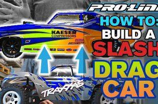Pro-Line How To Build a Slash Drag Car