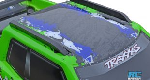 RPM Roof Skid Rails for Traxxas X-Maxx