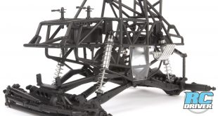 Axial SMT10 Raw Builders Kit
