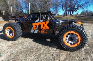 Losi DBXL-E 2.0 4x4 1/5th-Scale Electric Buggy Review