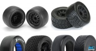 Hit the pavement using Pro-Line street tires