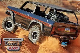 Redcat International Scout II Gen8 AXE Edition