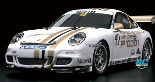 Tamiya Porsche 911 GT3 CUP VIP 2008 kit release