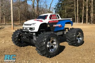 Traxxas Stampede 4x4 Electric RC Truck Kit Overview