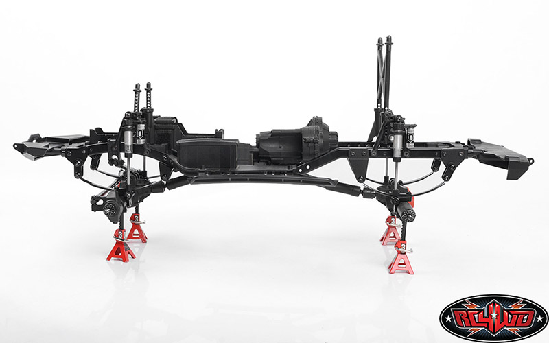 RC4WD Leaf Spring Conversion Kit for Axial SCX10 II
