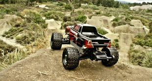 Stampede 4X4 VXL Soars To New Heights