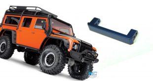 STRC rear bumper mount eliminator braces for Traxxas TRX-4