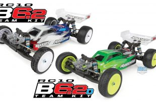 Team Associated announces new RC10B6.2 Team kits