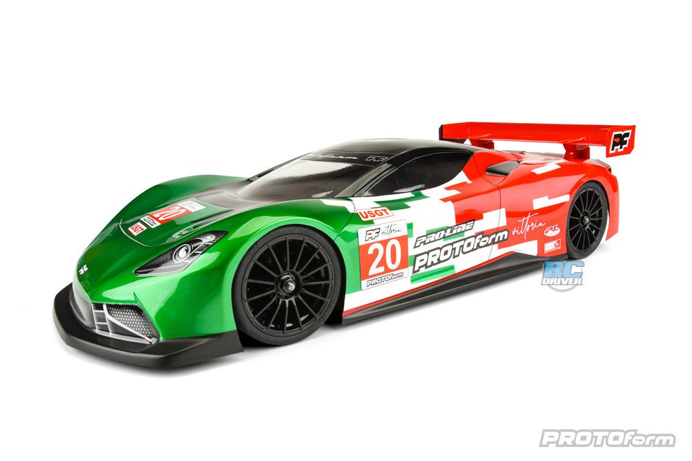 PROTOform Vittoria GT body - new release