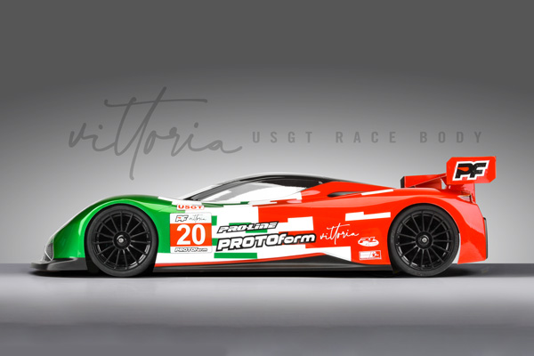 PROTOform Vittoria GT body