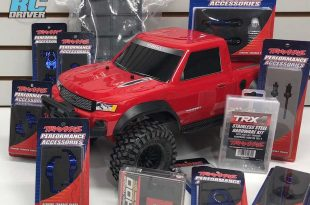 Traxxas TRX-4 Sport Full Upgrade Project Truck Intro