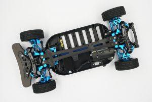 Yeah Racing Rapid Performance Conversion Kit For Tamiya TT-01