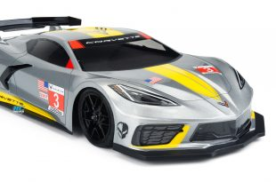 PROTOform Chevrolet Corvette C8 body