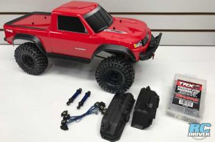 Traxxas TRX-4 Sport Full Upgrade Project Truck Part 1